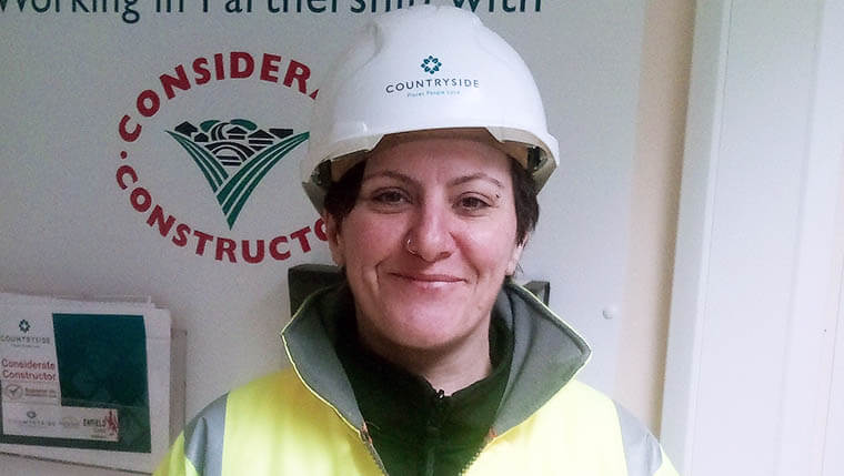 Housebuilding and me: Karen Wass of Countryside