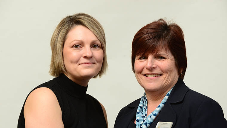 Two generations find sales career progress with David Wilson Homes