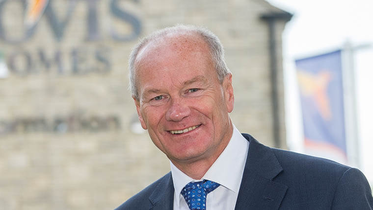 Can Fitz fix it? Bovis Homes chief executive Greg Fitzgerald