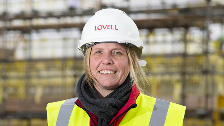 Housebuilder continues support for Women into Construction