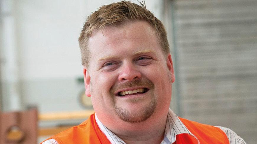 Raising the game: Mat Woodyatt of roofing manufacturer BMI Group
