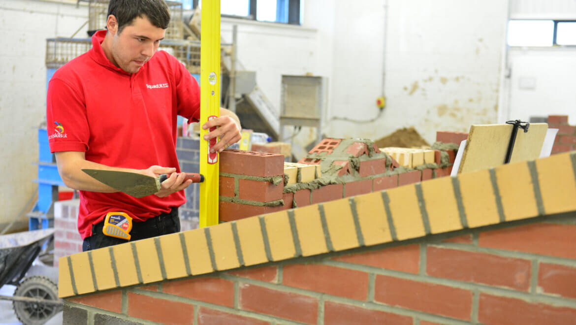 New apprenticeship aims to solve bricklayer shortage