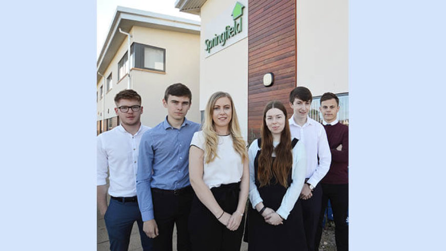 Student placement programme works for Springfield