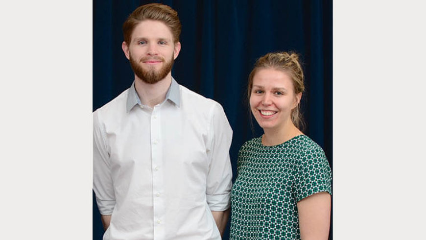 Brother and sister both step up to David Wilson Homes