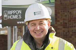 Neil Vickers of Rippon Homes
