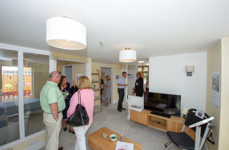 Dementia-friendly home shows how housebuilders can future proof new builds