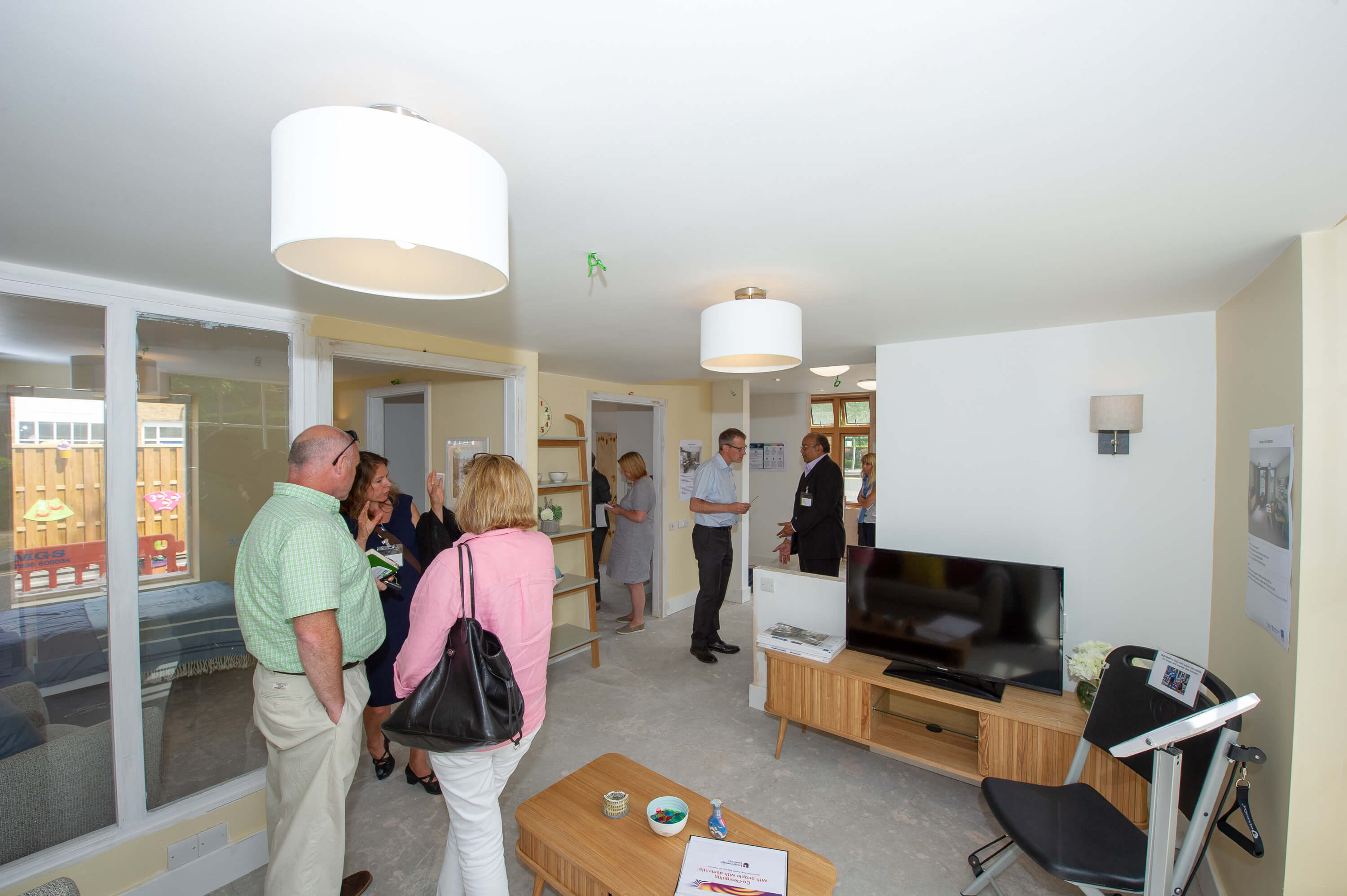 Dementia Friendly Home Shows How Housebuilders Can Future Proof New Builds Show House