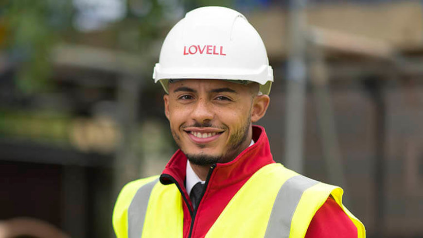 Climbing the career ladder with Lovell