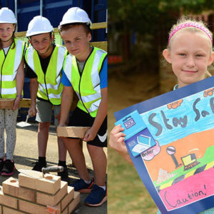 David Wilson Homes continues schools interaction