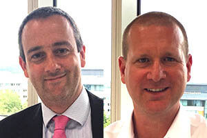 Chris Sly and Matthew Stubblefield of Legal & General Homes
