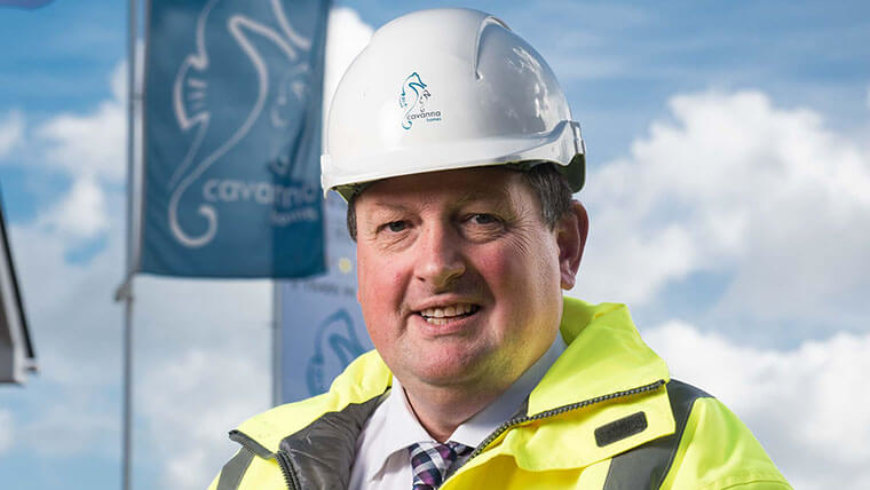Career view: Keith Miller, managing director at Cavanna Homes