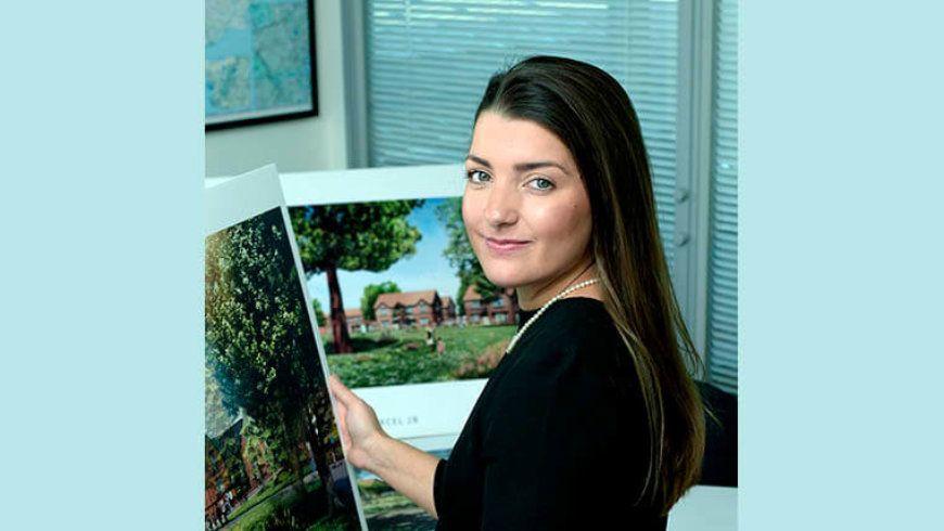 Housebuilding and me: Prue Hodges, land manager at CALA Homes