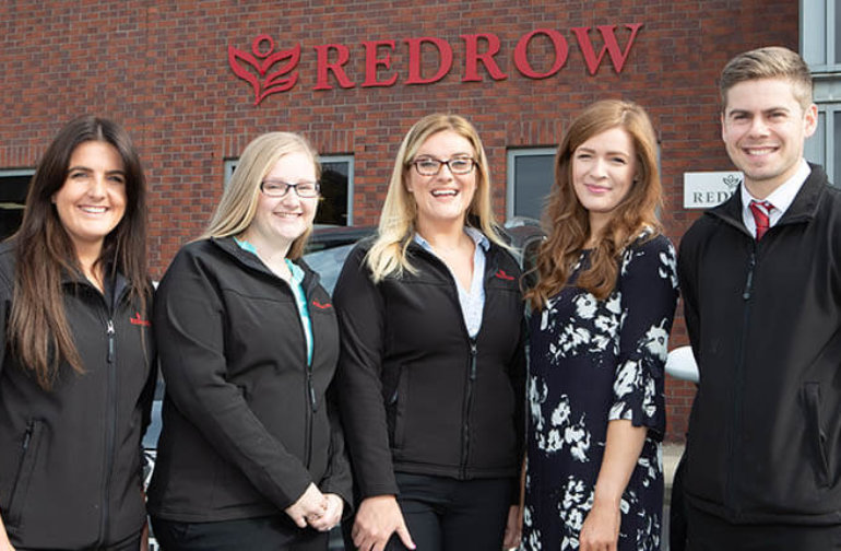Training programmes lead to Redrow Lancashire promotions