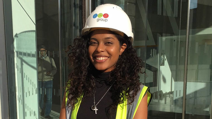 Career view: Leteesha Flore, project engineer at SCS Group