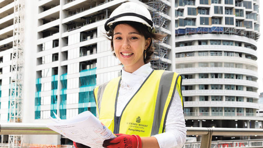 Housebuilding and me: Cassie Pashley of Canary Wharf Contractors