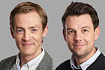 Andrew Strathdee and Dave Gittins of Acorn Property Group