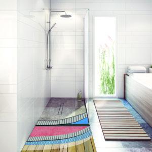 Nicholls & Clarke offer installers free wet room seminars