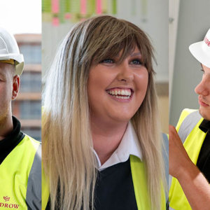 Apprenticeship case studies from Redrow Homes
