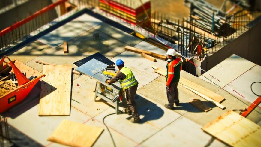 Number of new homes registered to be built climbs 10%