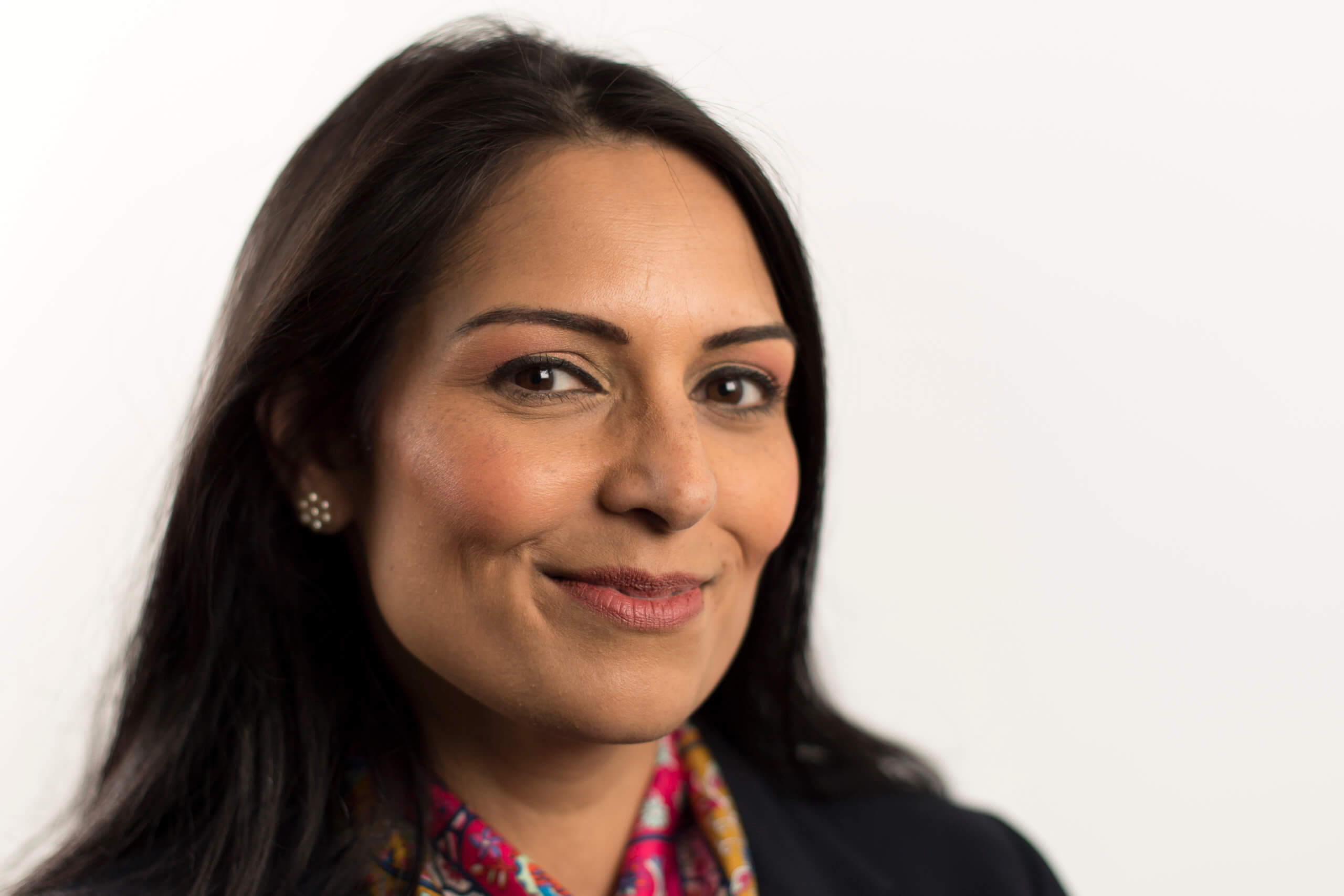 Priti Patel: Points system will end reliance on low-skilled workers