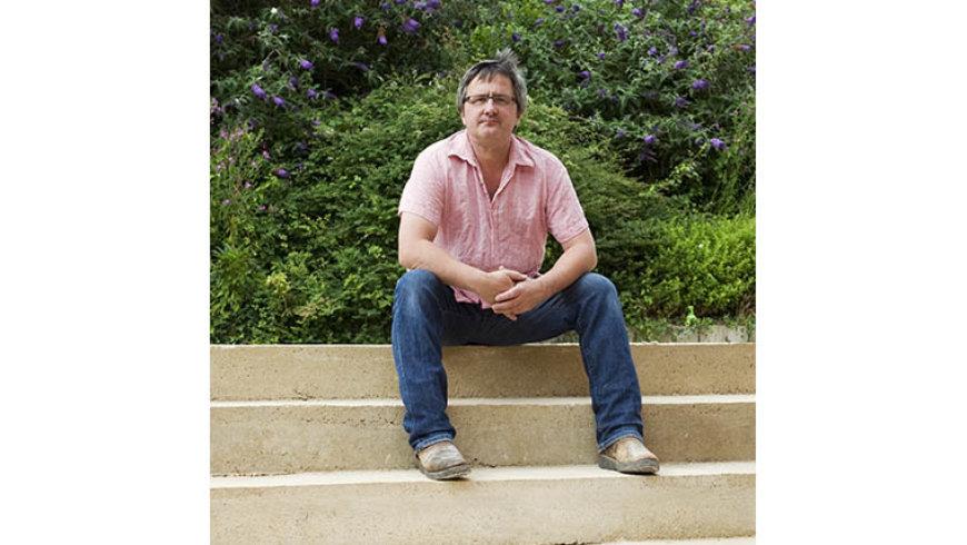 Land artist Mark Merer on development design