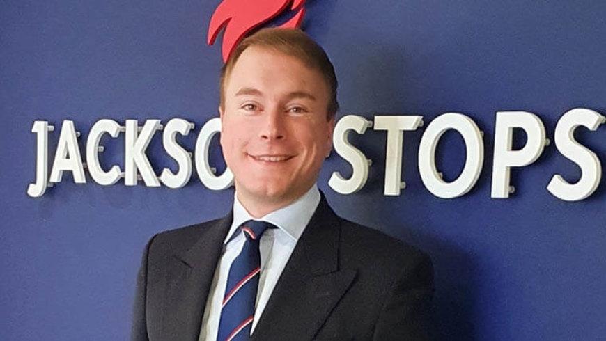 Career view: Robert Butterworth, Jackson-Stops