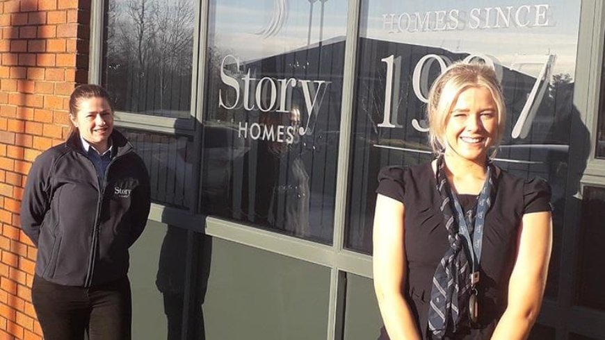 Story Homes appoints 11 trainees across its business