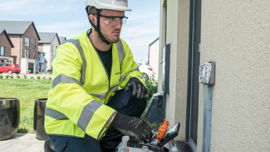 Barratt guarantees gigabit capable broadband on all new developments