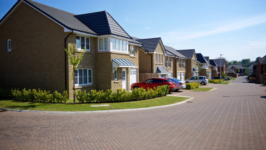 Five housebuilders to deliver over 400 new homes for West Lothian