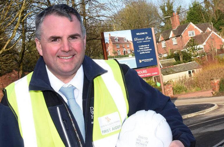 Top national award for West Midlands site manager