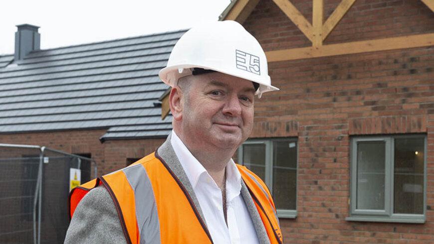 Career view: Kevin Stevens, E5 Living