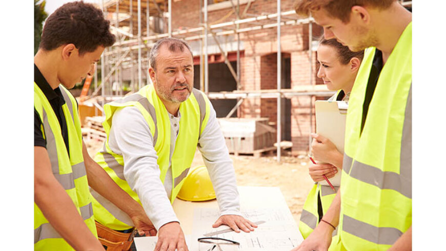 Building a career in property with T Levels