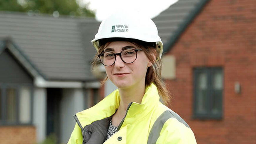 A day in the life of… Tia Bingham, Rippon Homes