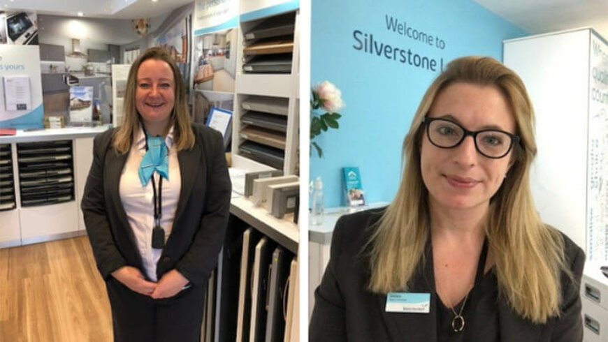 Personality is key to sales success say new build recruits