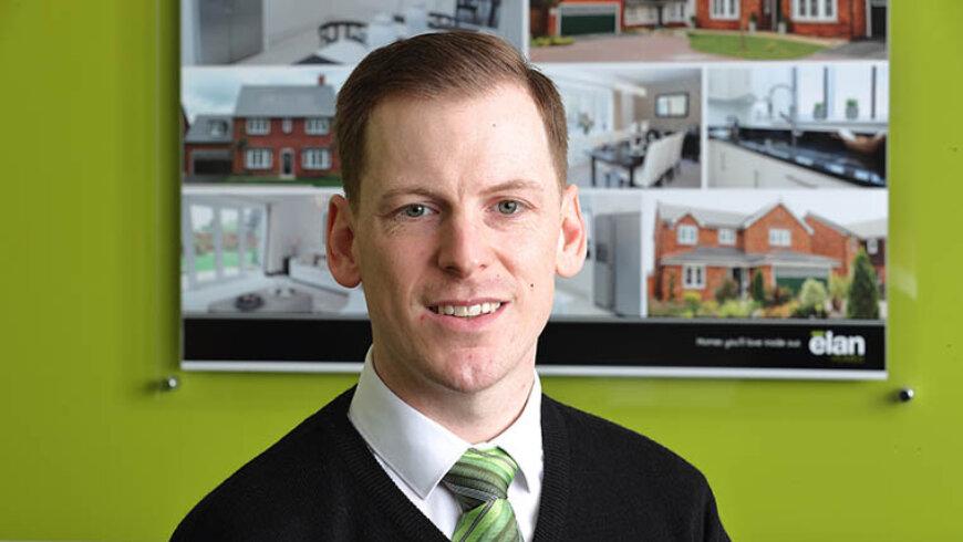 Adam wins housebuilder's site manager award