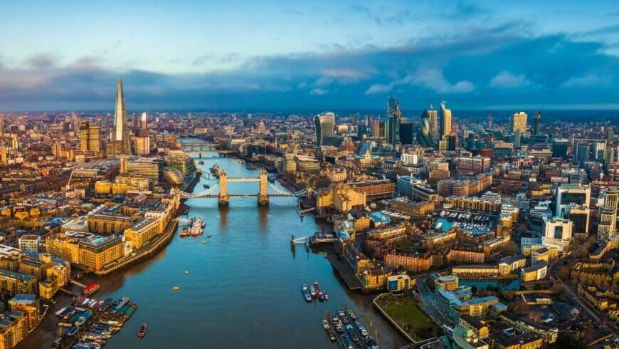 London property sales see 6% increase in asking price