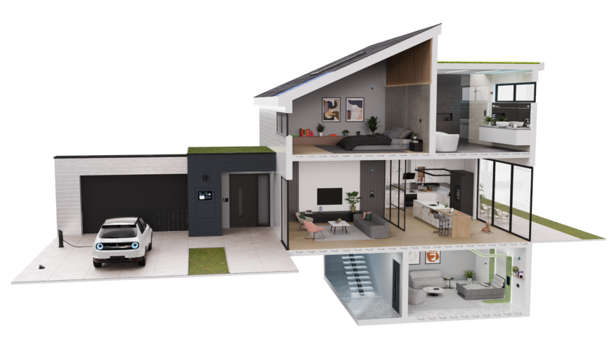 The future of smart tech: How homes will look in 50 years