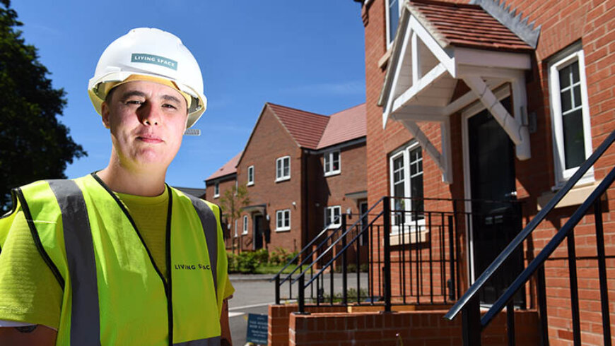 Former head chef changes her career to construction