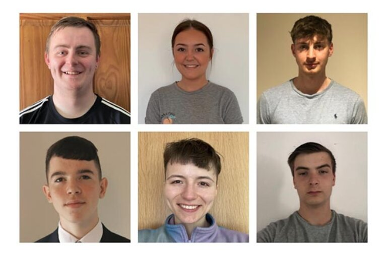 Six new apprentices to Barratt Yorkshire West