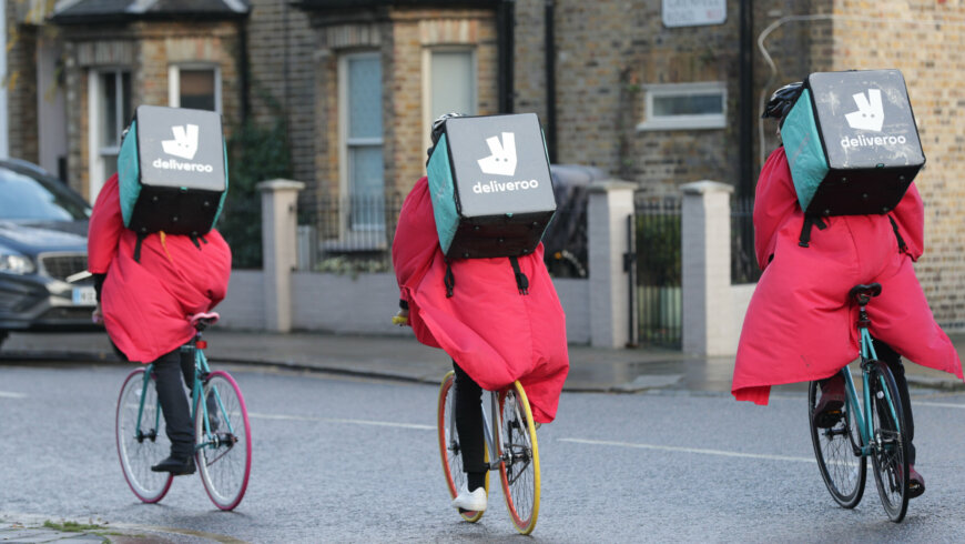 Varied Deliveroo options add £36k to a property's value