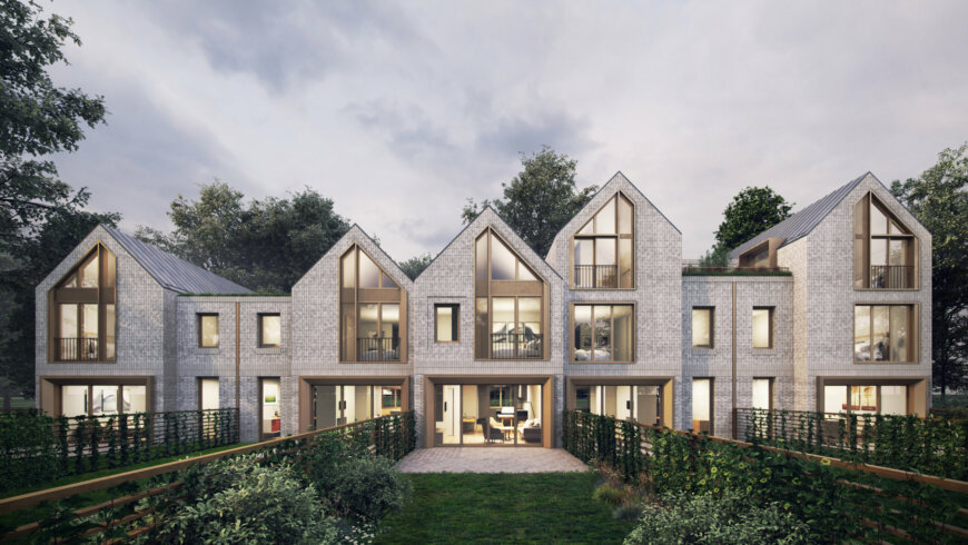 UK gets first purpose-built, single-family rental homes