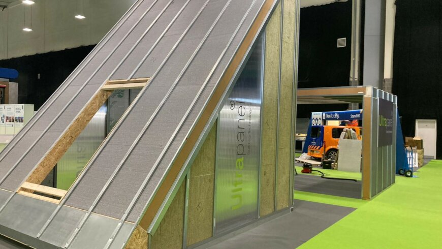 Ultrapanel Building Technologies wins big at Offsite Awards