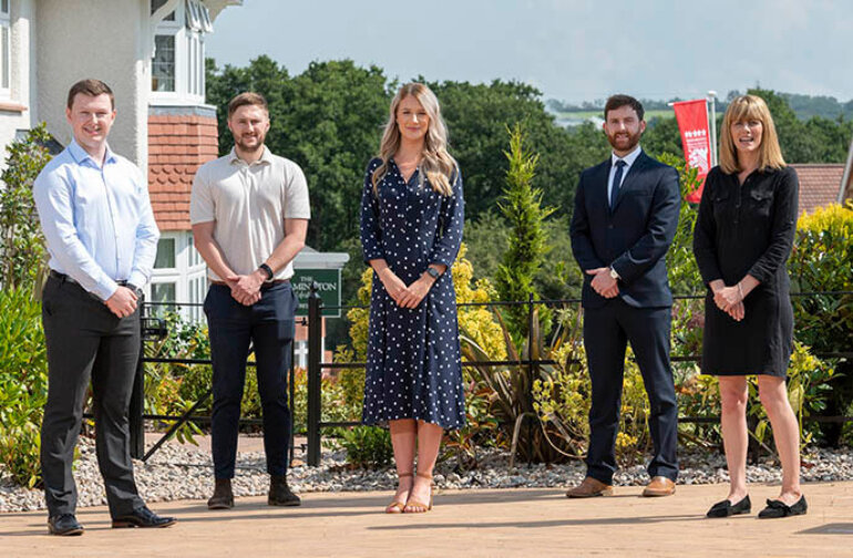 Redrow ramps up talent intake to mitigate 'lost pandemic generation'